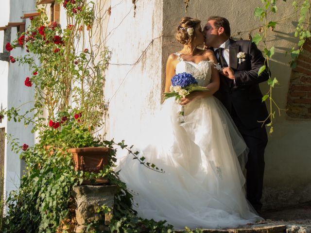 Il matrimonio di Massimo e Benedetta a Quarrata, Pistoia 70