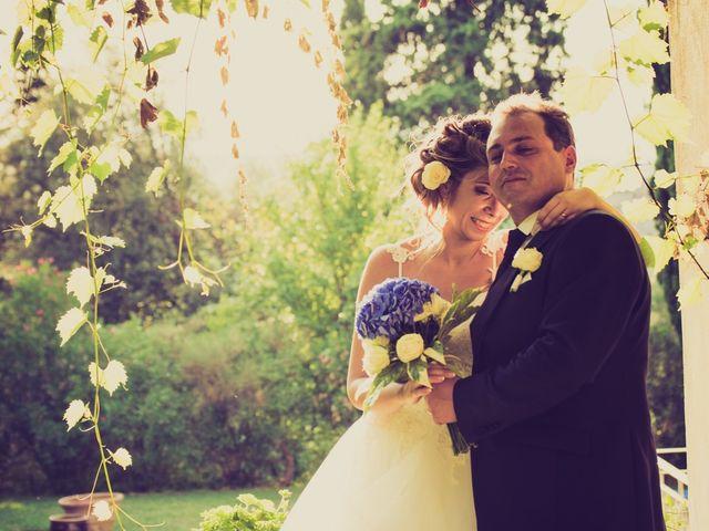 Il matrimonio di Massimo e Benedetta a Quarrata, Pistoia 75
