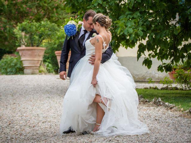 Il matrimonio di Massimo e Benedetta a Quarrata, Pistoia 78