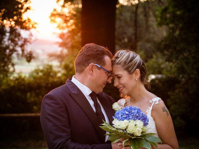 Il matrimonio di Massimo e Benedetta a Quarrata, Pistoia 79