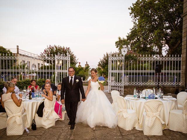 Il matrimonio di Massimo e Benedetta a Quarrata, Pistoia 81