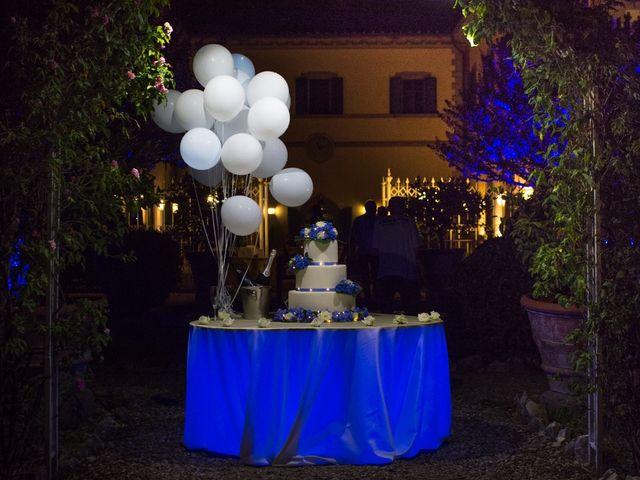 Il matrimonio di Massimo e Benedetta a Quarrata, Pistoia 85