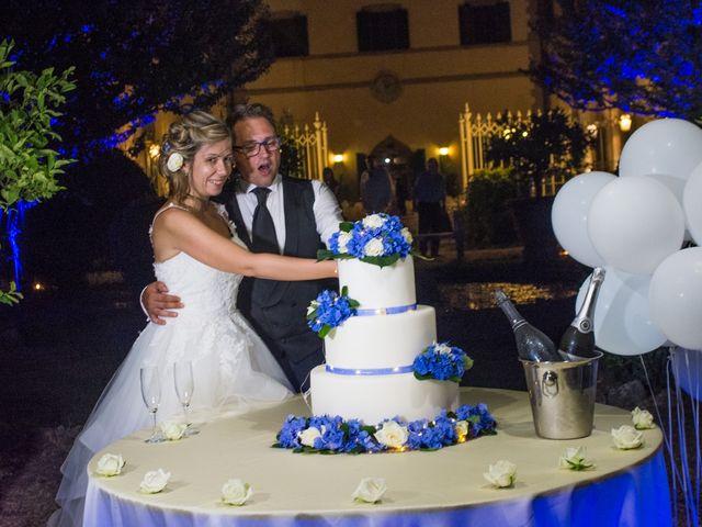 Il matrimonio di Massimo e Benedetta a Quarrata, Pistoia 86