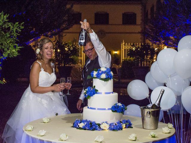 Il matrimonio di Massimo e Benedetta a Quarrata, Pistoia 88