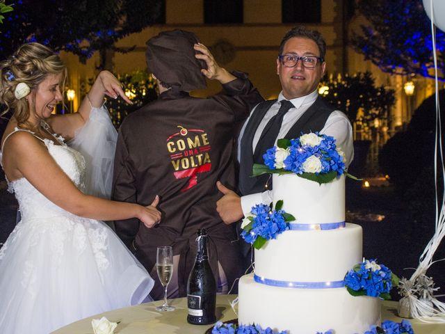 Il matrimonio di Massimo e Benedetta a Quarrata, Pistoia 89