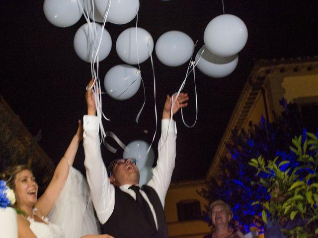 Il matrimonio di Massimo e Benedetta a Quarrata, Pistoia 90