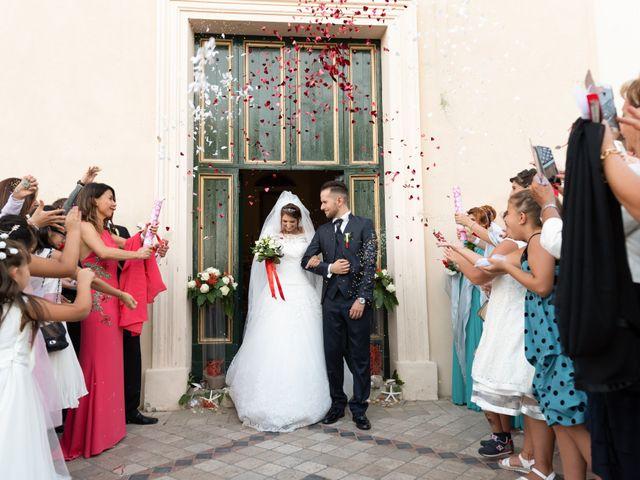 Il matrimonio di Federico e Priscilla a Santa Marinella, Roma 2