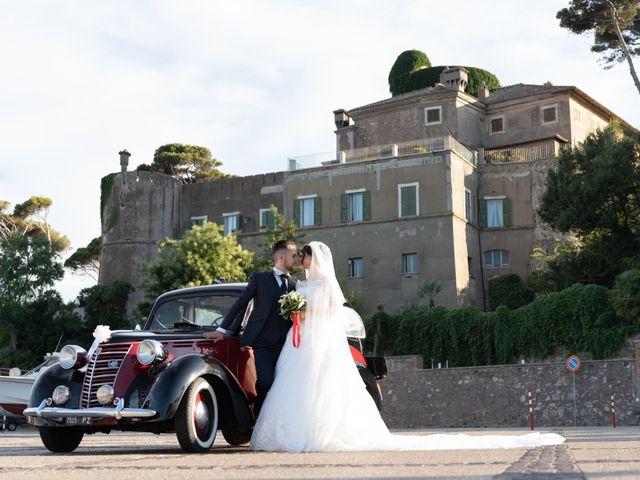 Il matrimonio di Federico e Priscilla a Santa Marinella, Roma 3