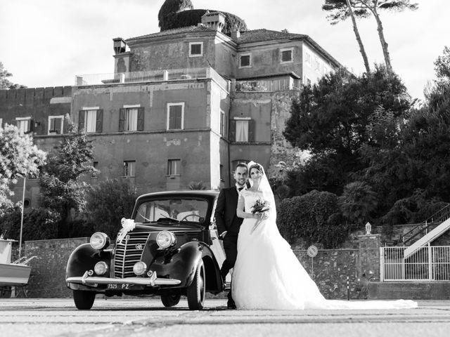 Il matrimonio di Federico e Priscilla a Santa Marinella, Roma 4