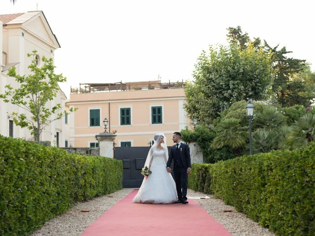 Il matrimonio di Federico e Priscilla a Santa Marinella, Roma 5