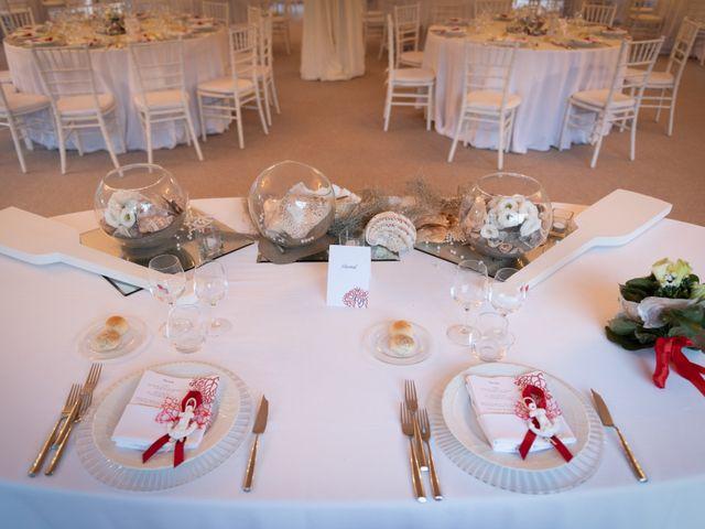 Il matrimonio di Federico e Priscilla a Santa Marinella, Roma 11