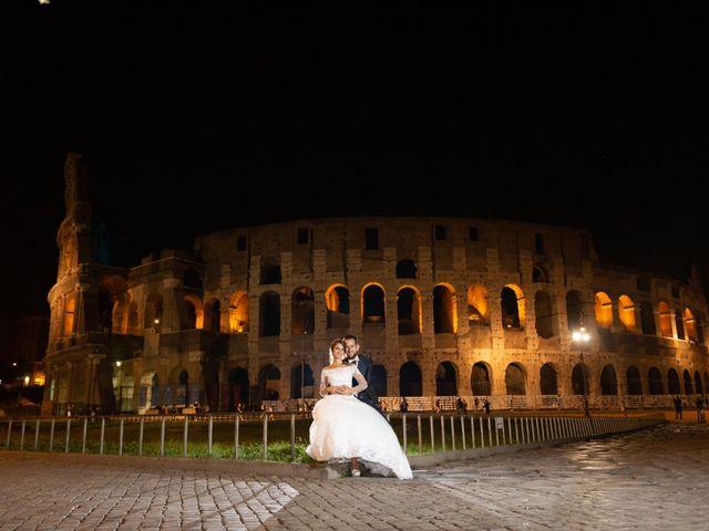 Il matrimonio di Federico e Priscilla a Santa Marinella, Roma 14