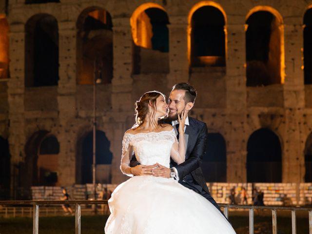 Il matrimonio di Federico e Priscilla a Santa Marinella, Roma 15