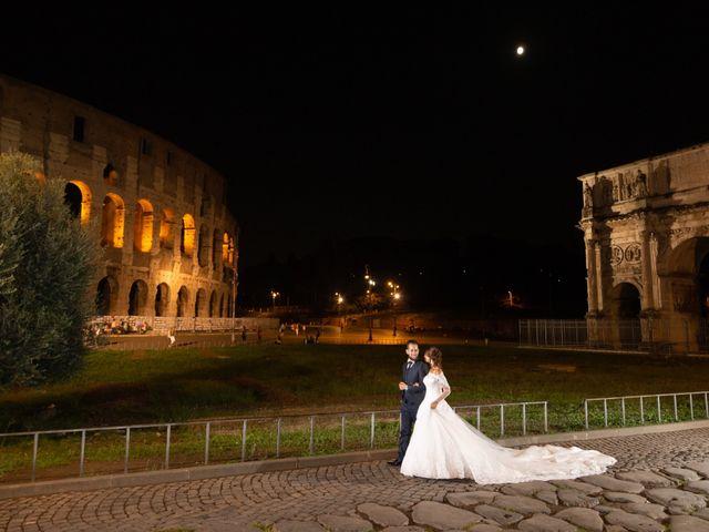 Il matrimonio di Federico e Priscilla a Santa Marinella, Roma 16