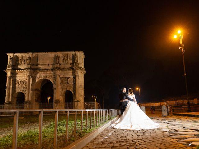 Il matrimonio di Federico e Priscilla a Santa Marinella, Roma 17