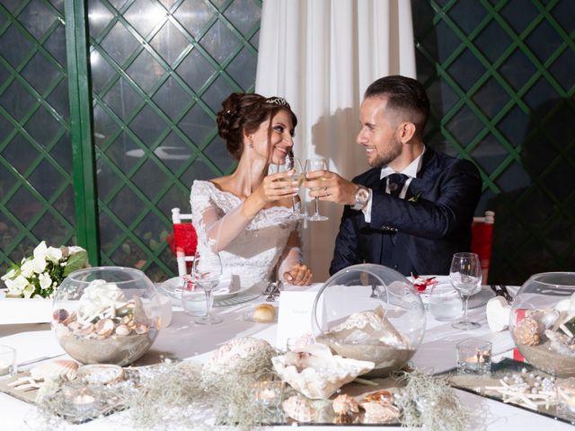Il matrimonio di Federico e Priscilla a Santa Marinella, Roma 24