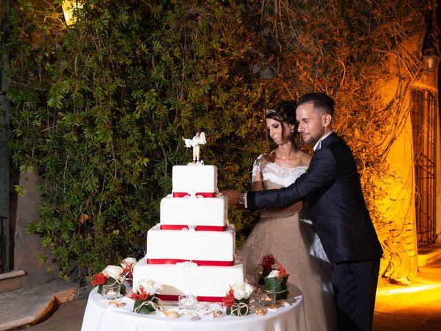 Il matrimonio di Federico e Priscilla a Santa Marinella, Roma 31