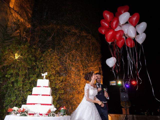 Il matrimonio di Federico e Priscilla a Santa Marinella, Roma 32