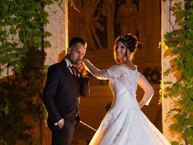 Il matrimonio di Federico e Priscilla a Santa Marinella, Roma 35
