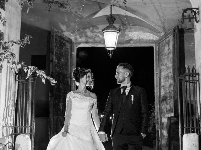 Il matrimonio di Federico e Priscilla a Santa Marinella, Roma 38