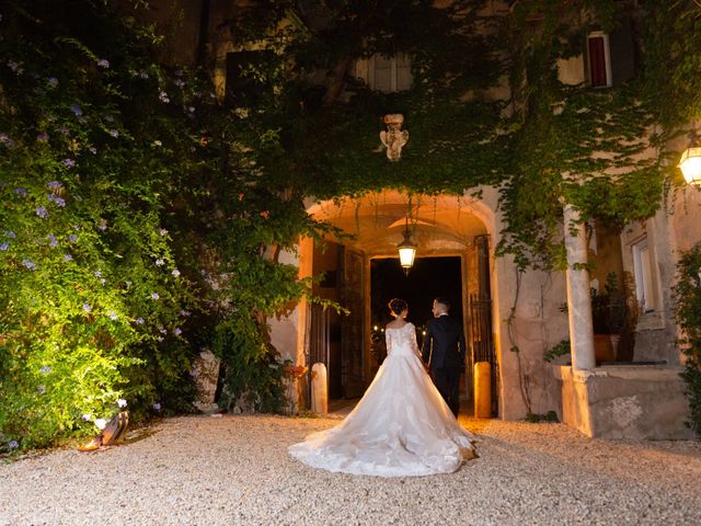 Il matrimonio di Federico e Priscilla a Santa Marinella, Roma 40