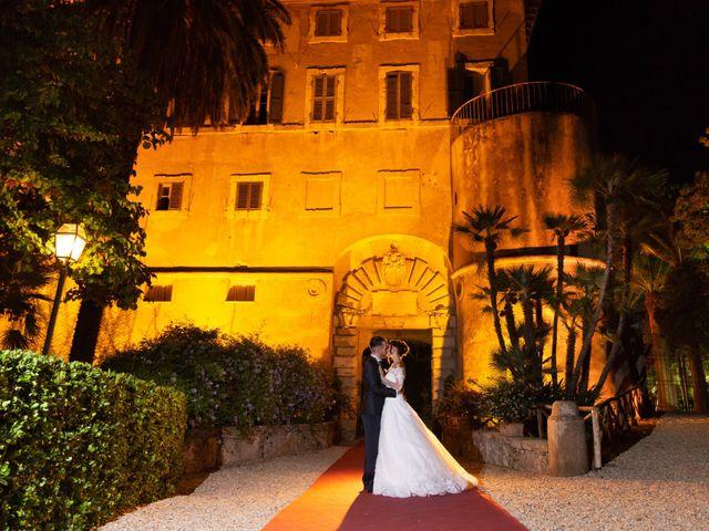 Il matrimonio di Federico e Priscilla a Santa Marinella, Roma 42