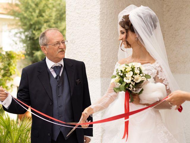 Il matrimonio di Federico e Priscilla a Santa Marinella, Roma 53