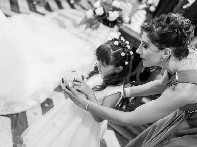 Il matrimonio di Federico e Priscilla a Santa Marinella, Roma 54