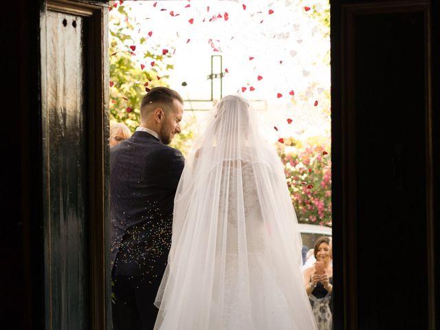 Il matrimonio di Federico e Priscilla a Santa Marinella, Roma 55
