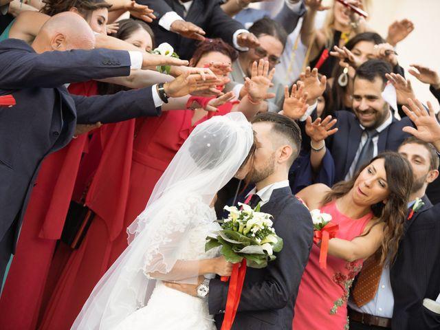 Il matrimonio di Federico e Priscilla a Santa Marinella, Roma 56
