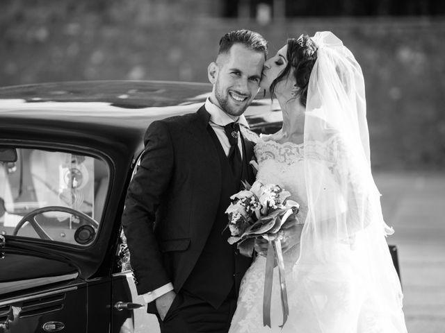 Il matrimonio di Federico e Priscilla a Santa Marinella, Roma 57