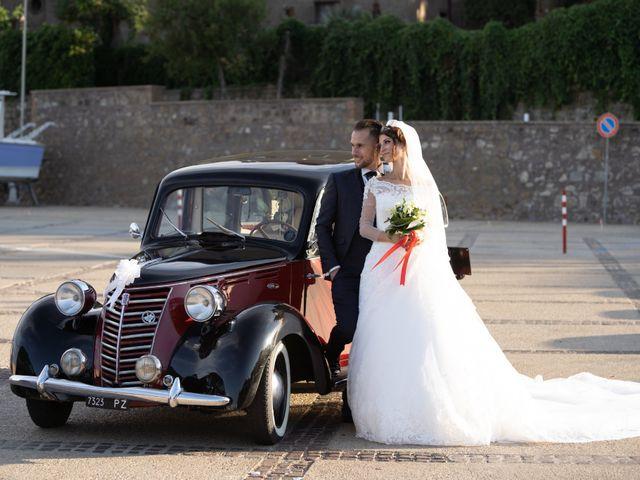 Il matrimonio di Federico e Priscilla a Santa Marinella, Roma 58