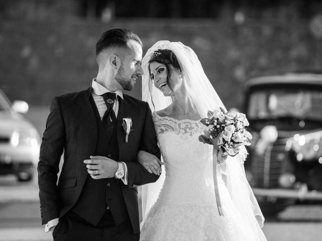 Il matrimonio di Federico e Priscilla a Santa Marinella, Roma 59
