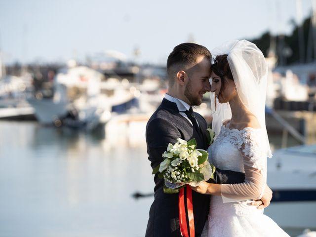 Le nozze di Priscilla e Federico