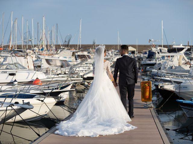 Il matrimonio di Federico e Priscilla a Santa Marinella, Roma 60