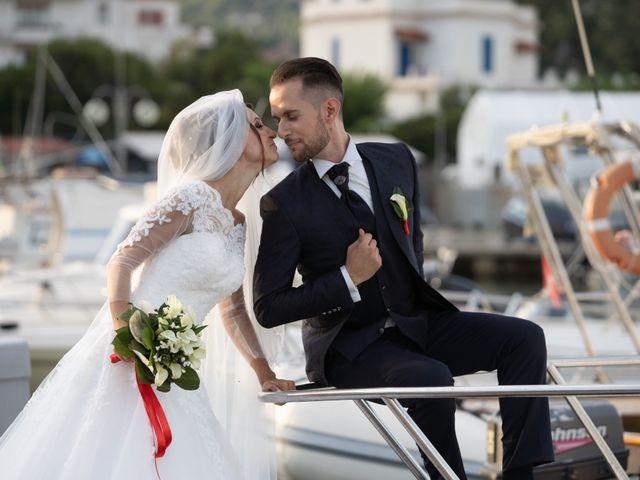 Il matrimonio di Federico e Priscilla a Santa Marinella, Roma 62