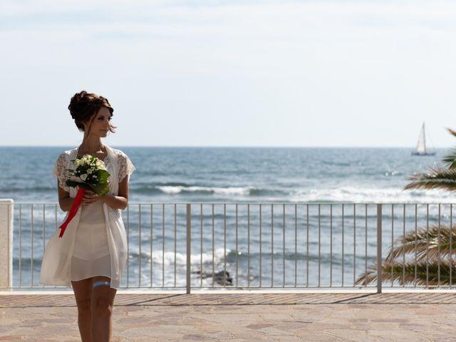 Il matrimonio di Federico e Priscilla a Santa Marinella, Roma 69