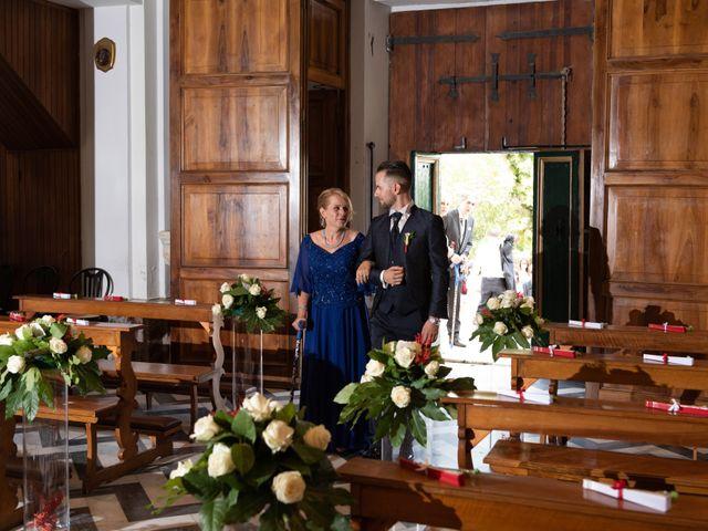 Il matrimonio di Federico e Priscilla a Santa Marinella, Roma 72