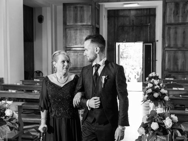 Il matrimonio di Federico e Priscilla a Santa Marinella, Roma 73