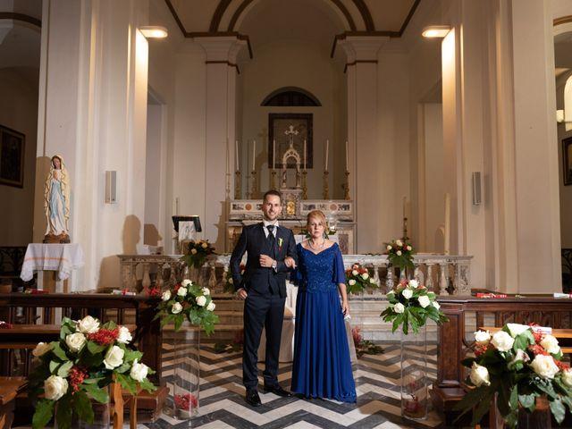 Il matrimonio di Federico e Priscilla a Santa Marinella, Roma 74
