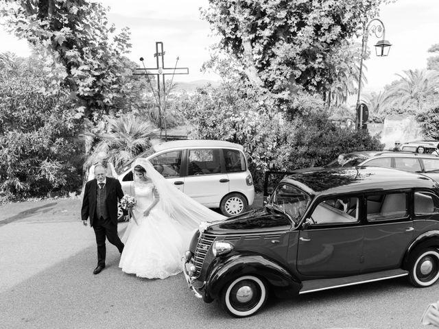 Il matrimonio di Federico e Priscilla a Santa Marinella, Roma 78