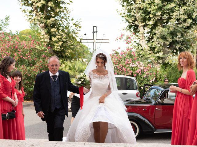 Il matrimonio di Federico e Priscilla a Santa Marinella, Roma 79