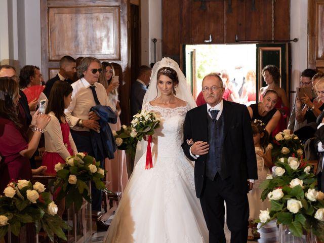 Il matrimonio di Federico e Priscilla a Santa Marinella, Roma 80