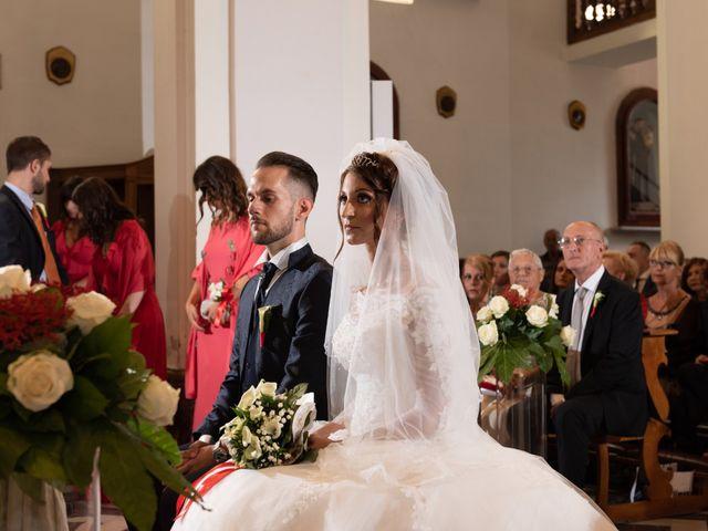 Il matrimonio di Federico e Priscilla a Santa Marinella, Roma 81