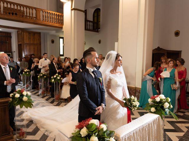 Il matrimonio di Federico e Priscilla a Santa Marinella, Roma 82