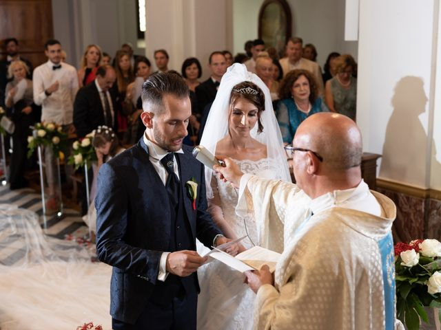 Il matrimonio di Federico e Priscilla a Santa Marinella, Roma 85