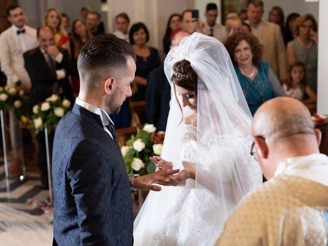 Il matrimonio di Federico e Priscilla a Santa Marinella, Roma 86