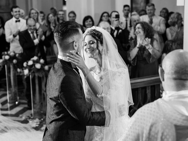 Il matrimonio di Federico e Priscilla a Santa Marinella, Roma 87