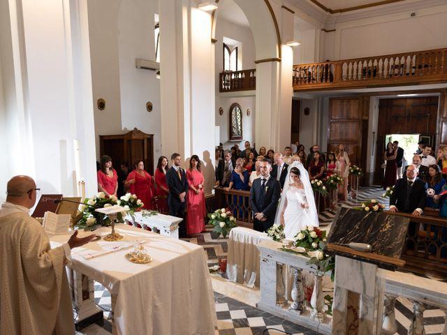 Il matrimonio di Federico e Priscilla a Santa Marinella, Roma 89