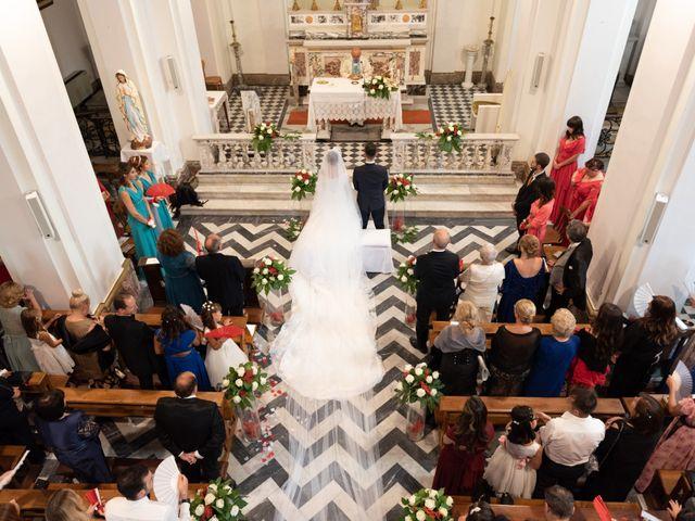 Il matrimonio di Federico e Priscilla a Santa Marinella, Roma 90
